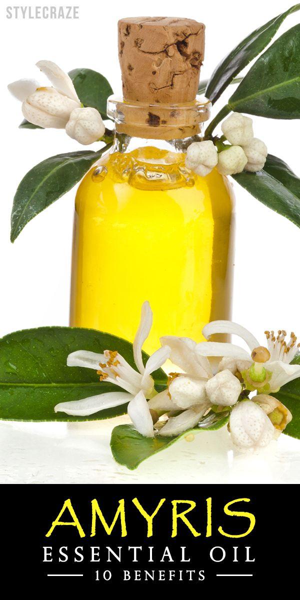 10 Avantages étonnants de Amyris huile essentielle