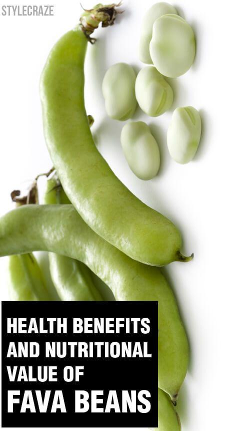 10 Avantages pour la santé et incroyable valeur nutritive des fèves