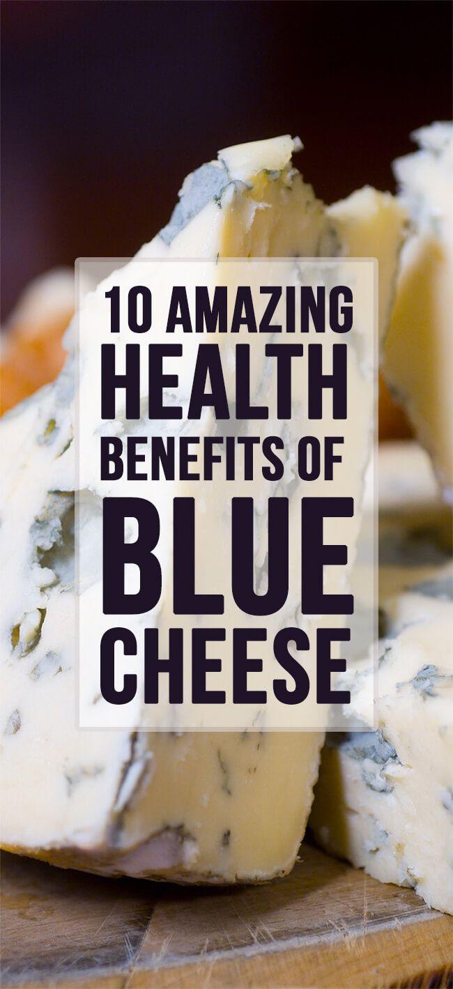 10 Avantages pour la santé incroyable de fromage bleu