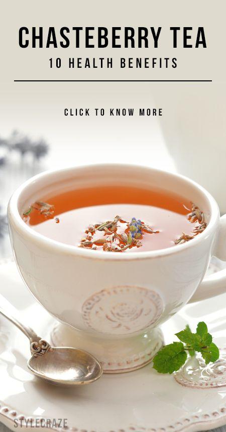 10 Avantages pour la santé incroyable de thé gattilier