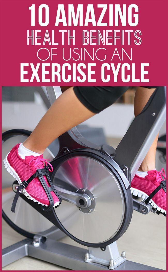 10 Avantages pour la santé incroyable d`utiliser un vélo d`exercice