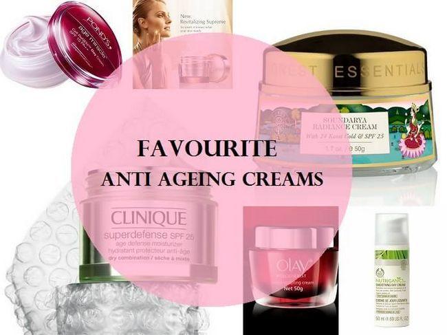 10 Meilleures crèmes anti-vieillissement en Inde
