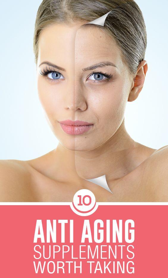 10 Les meilleurs suppléments anti-vieillissement vaut la peine
