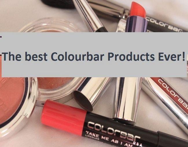 10 Les meilleurs produits colorbar disponibles en Inde