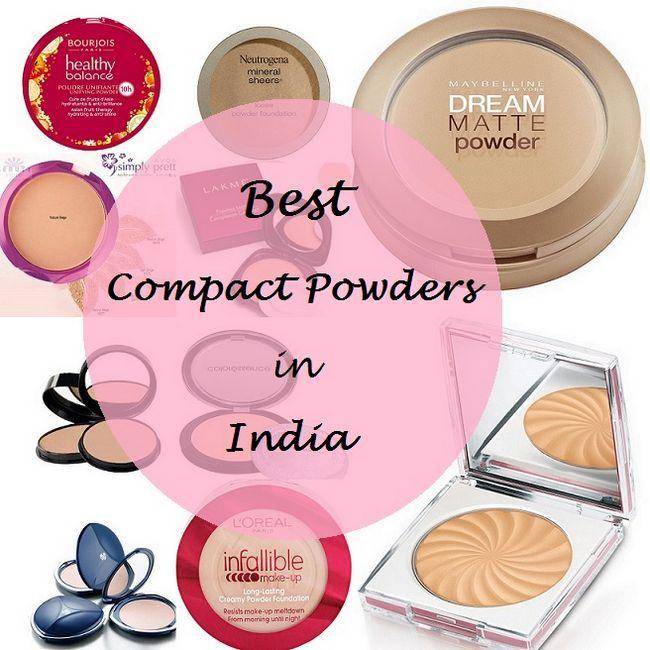 10 Les meilleures poudres pour le visage compact disponible en Inde
