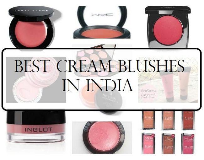 10 Crème meilleurs fards à joues disponibles en Inde