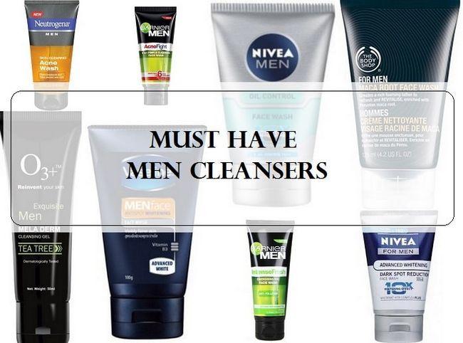 10 Les meilleurs lavages du visage pour les hommes en Inde