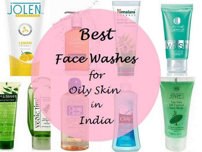 10 Les meilleurs lavages du visage pour les peaux grasses disponibles en Inde