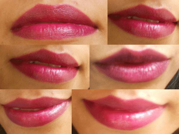 10 Les meilleurs rouges à lèvres d`hiver d`automne pour juste de tons de peau indien foncé