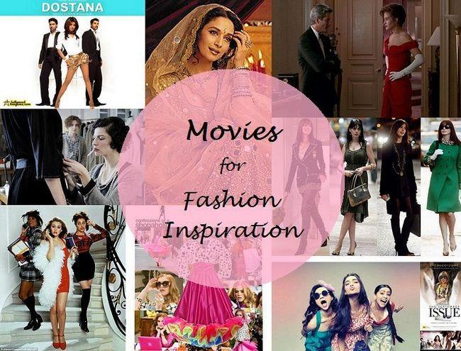 10 Meilleurs films de mode pour l`inspiration chaque fille doit regarder: bollywood et hollywood
