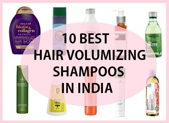 10 Meilleur shampooing volumateur cheveux en Inde pour les hommes et les femmes