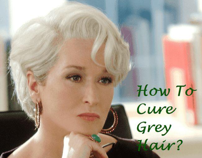 10 Les meilleurs remèdes maison pour guérir les cheveux gris prématurés