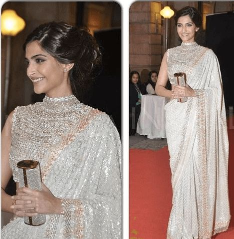 10 Meilleurs designs blouse indienne pour le cou et le dos: touche moderne à saris