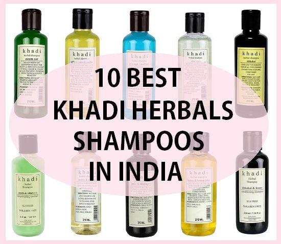 10 Les meilleurs shampooings khadi de Herbals en Inde