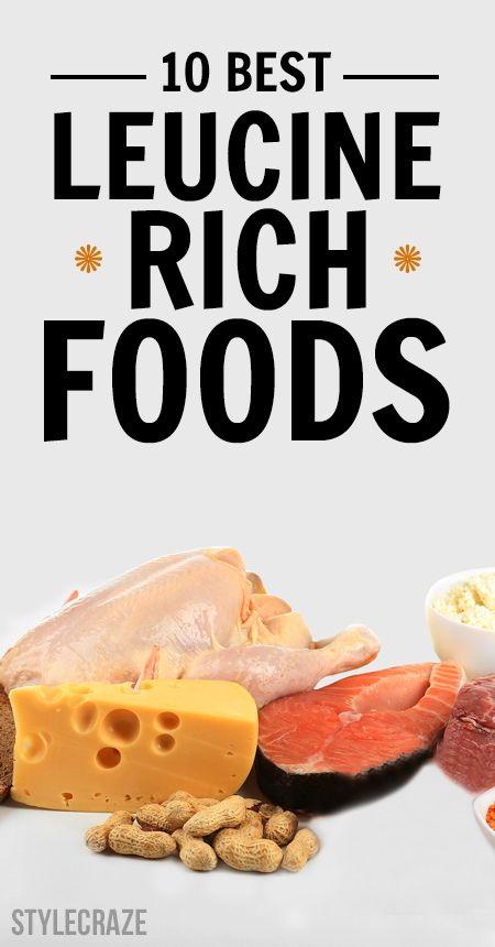 10 Les meilleurs aliments riches en leucine