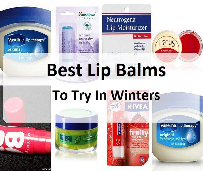 10 Les meilleurs baumes à lèvres pour les lèvres sèches
