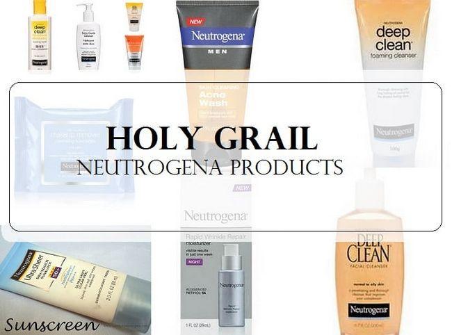 10 Les meilleurs produits Neutrogena disponibles en Inde
