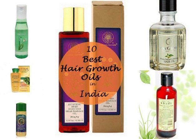 10 Meilleures huiles pour la croissance des cheveux en Inde