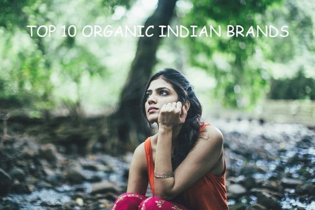 10 Meilleures marques de cosmétiques bio et produits en Inde