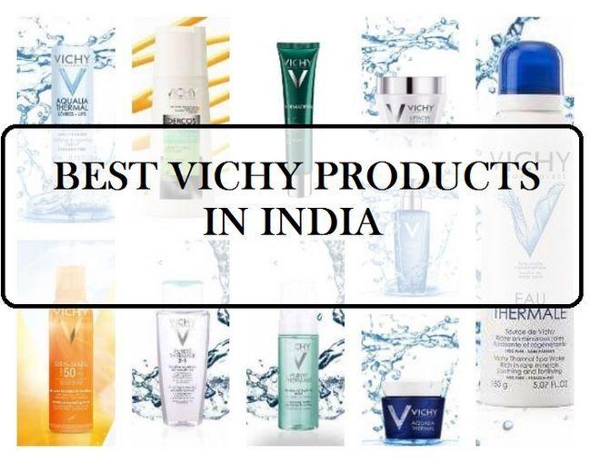 10 Les meilleurs produits vichy disponibles en Inde