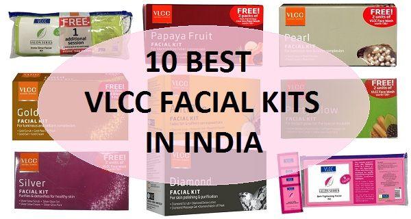 10 Meilleur kit visage VLCC en Inde avec le prix