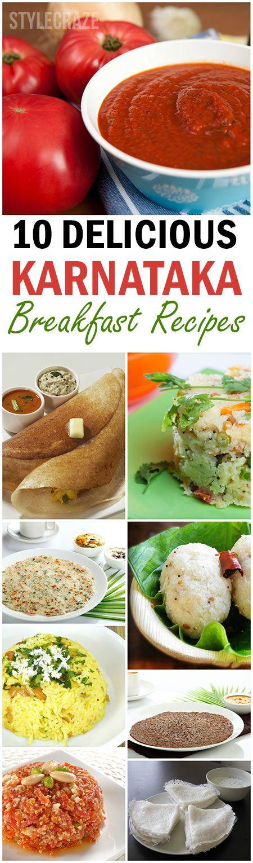 10 Délicieux petit déjeuner karnataka recettes que vous devez essayer