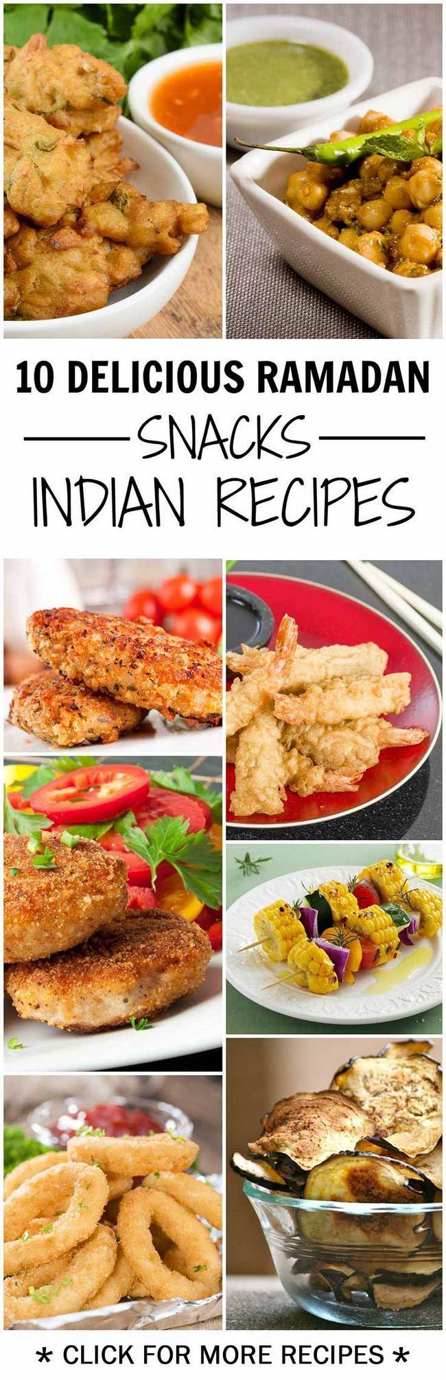 10 Délicieux snacks ramadan recettes indiennes vous devez