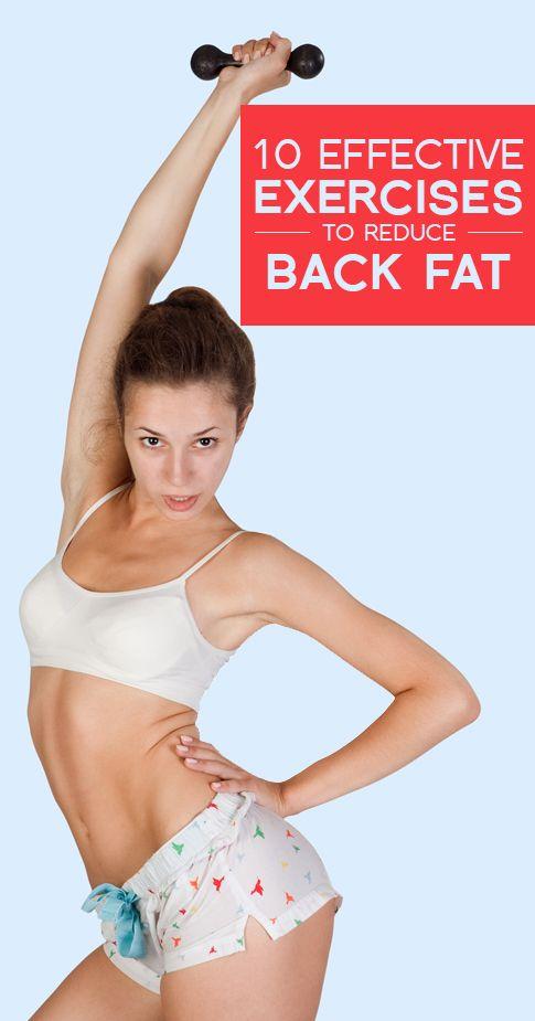 10 Exercices efficaces pour réduire le gras dorsal