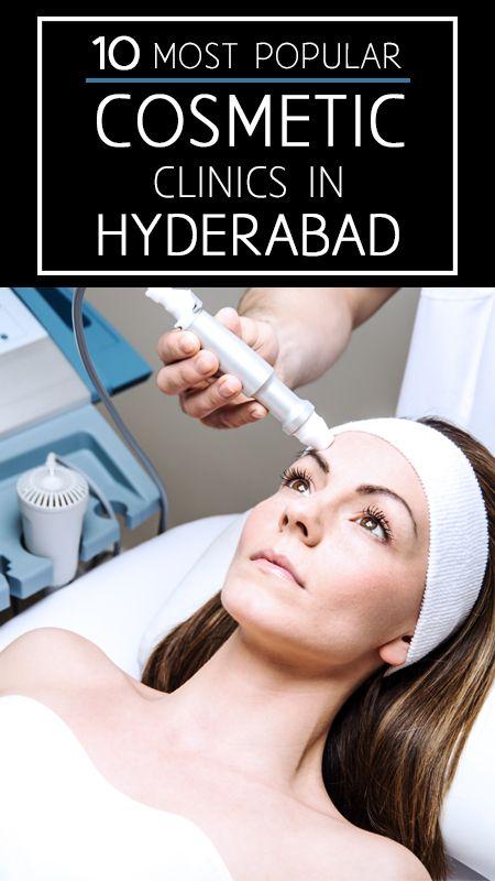10 Cliniques cosmétiques plus populaires hyderabad