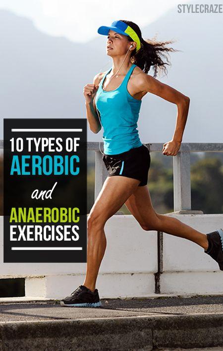 10 Types d`exercices d`aérobie et anaérobie