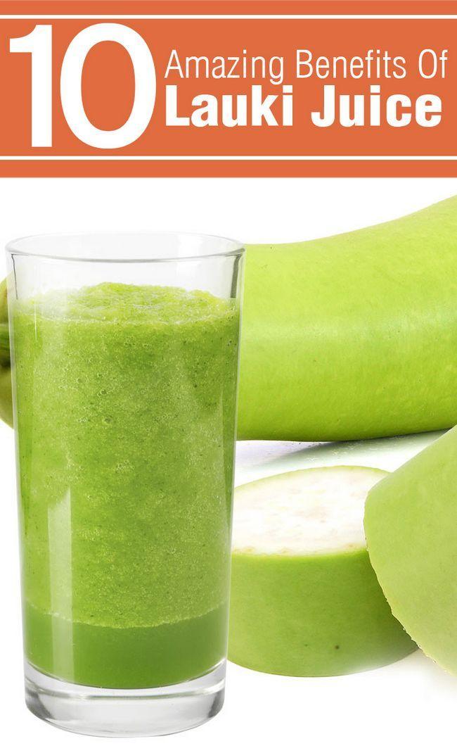 11 Avantages étonnants du jus de lauki pour la santé, la beauté et la perte de poids