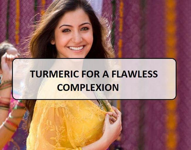 11 Les meilleurs avantages de curcuma (Haldi) pour les soins de la peau