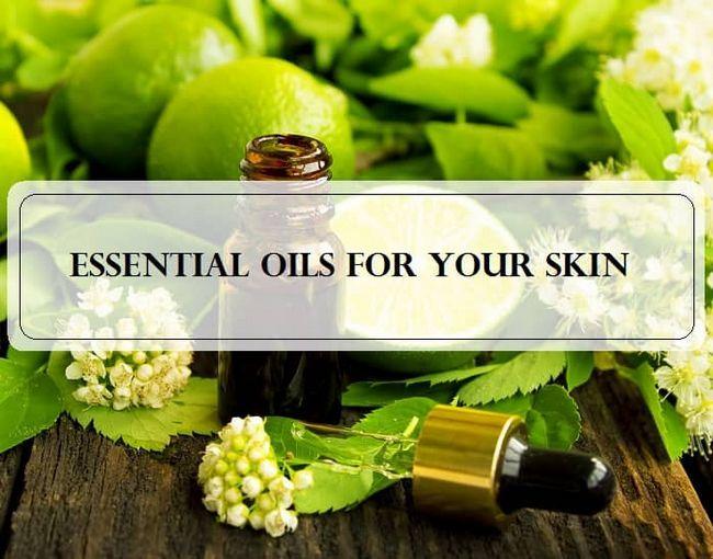 11 Les meilleures huiles essentielles pour le blanchiment de la peau et éclaircissant