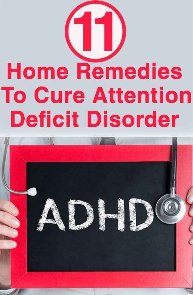 11 Remèdes maison efficace pour guérir le trouble déficitaire de l`attention