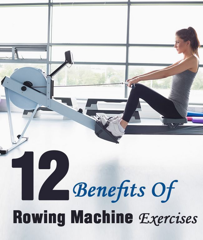 12 Avantages étonnants d`exercices de la machine à ramer pour renforcer votre corps