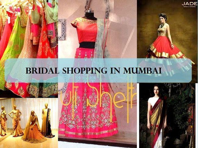 12 Meilleurs magasins MUMBAI boutiques pour le shopping de mariage: lehengas, saris, costumes
