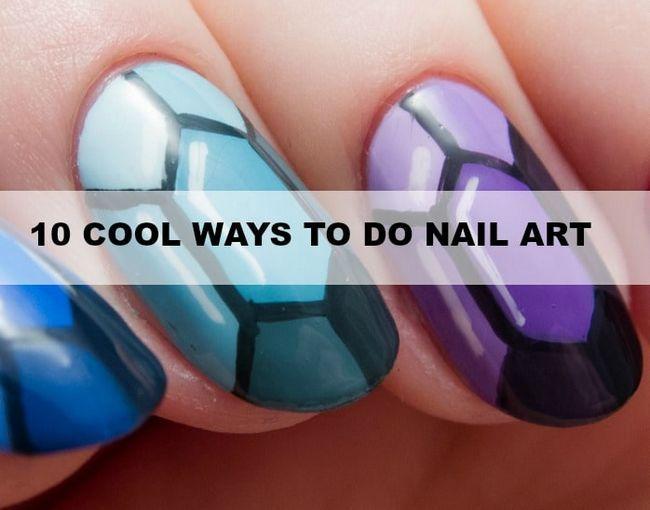 12 Meilleurs outils nail art et accessoires pour votre kit nail art