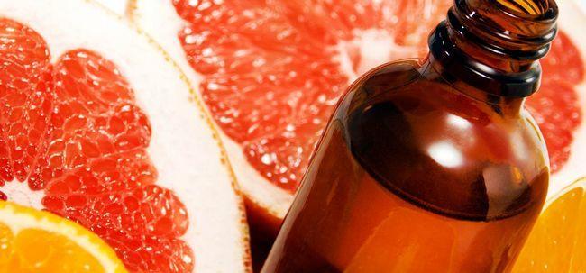 13 Avantages étonnants d`huile de pamplemousse