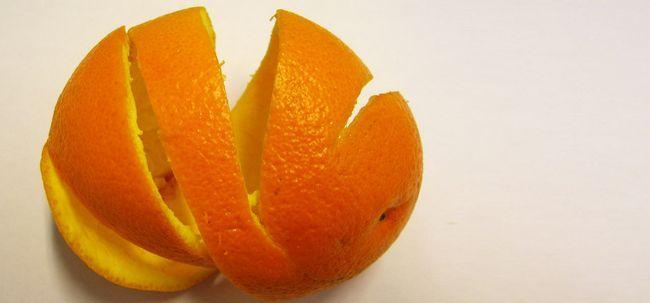 14 Avantages étonnants de pelures d`orange (Santre ke chilke) pour la beauté et la santé