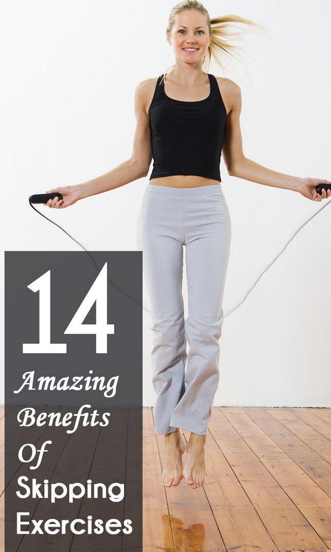 14 Avantages étonnants de sauter des exercices pour votre corps