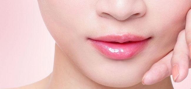 14 Conseils de beauté pour les lèvres roses en bonne santé
