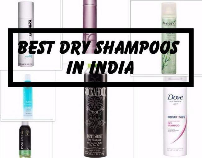 14 Les meilleurs shampooings secs disponibles en Inde