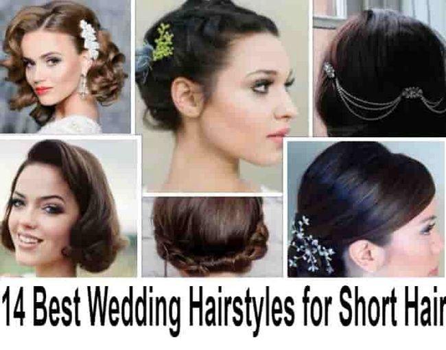 14 Meilleures coiffures de mariée indienne pour cheveux courts