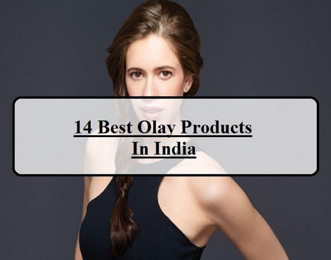 14 Les meilleurs produits Olay disponibles en Inde