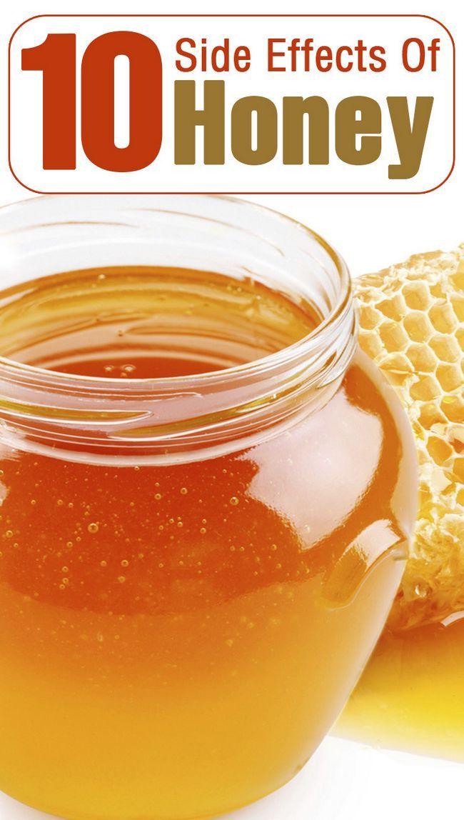 14 Effets secondaires inattendus de miel