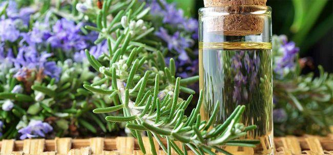 15 Les meilleurs avantages de l`huile de romarin pour la peau et la santé