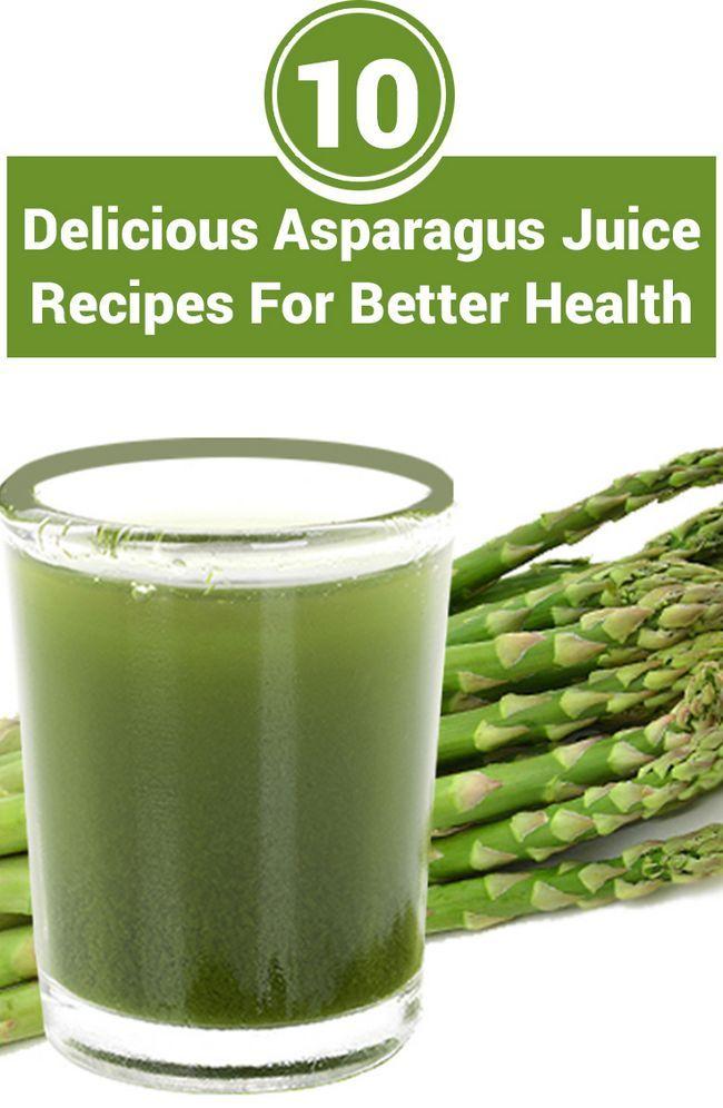 15 Délicieuses recettes de jus d`asperges pour une meilleure santé