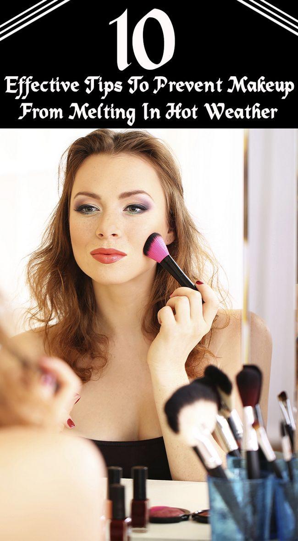 15 Conseils efficaces pour prévenir le maquillage de la fonte par temps chaud