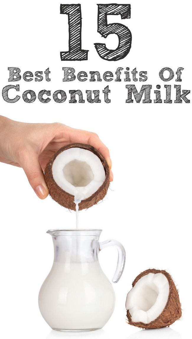 15 Avantages importants de lait de coco (Nariyal ka Doodh) pour la peau et la santé