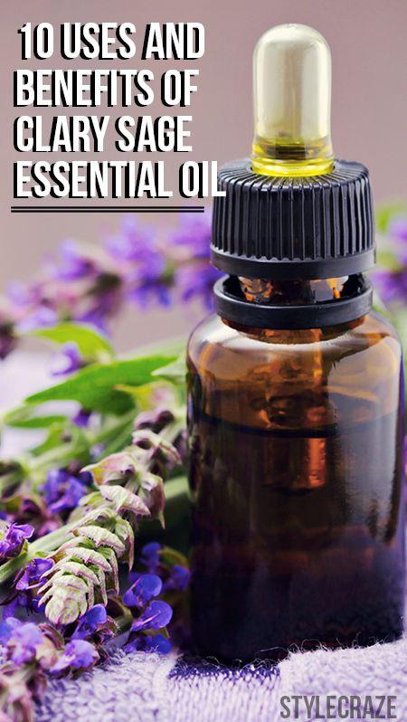 19 Utilisations et les avantages étonnants de sauge sclarée huile essentielle